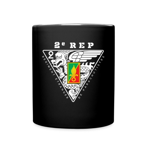 2e REP Badge - Foreign Legion - Mug - Full Color Mug