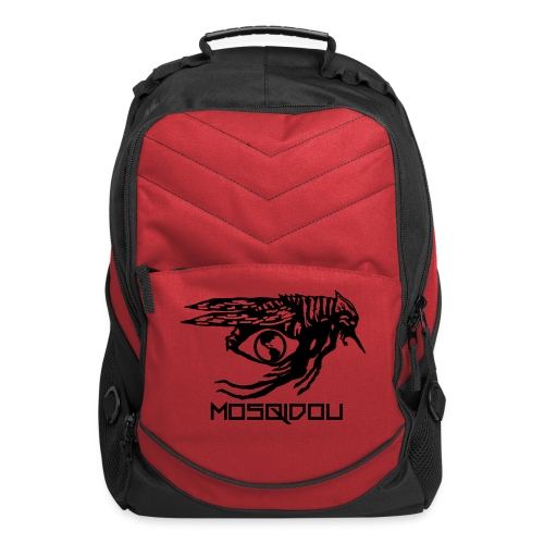Iron Blood  - Computer Backpack