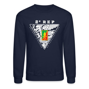 2e REP Badge - Foreign Legion - Sweatshirt - Crewneck Sweatshirt