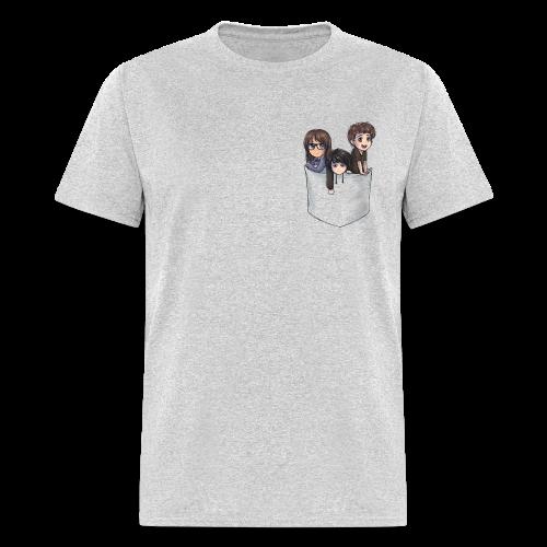 Chibi Pocket - Men's T-Shirt