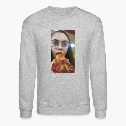 wow that's some good pizza - Crewneck Sweatshirt