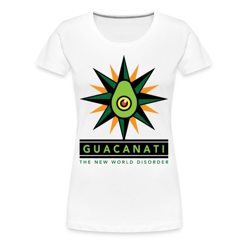 Guacanati New World Disorder - Women's Premium T-Shirt