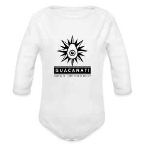 Baby Guacanati - Long Sleeve Baby Bodysuit