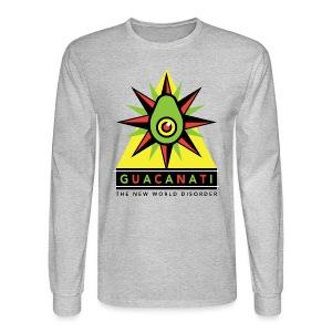 Guacanati New World Disorder - Men's Long Sleeve T-Shirt