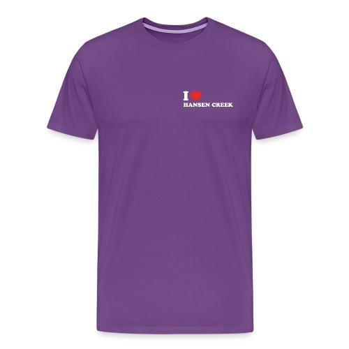 Hansen Creek T-Shirt - Men's Premium T-Shirt