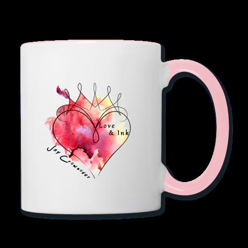Crownover Logo Coffee Mug - Contrast Coffee Mug