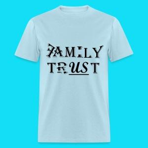 MEN'S FAMILY TRUST TEE - Men's T-Shirt