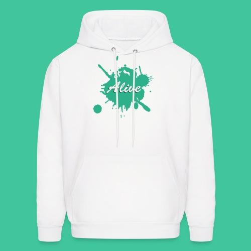 Alive Hooded Sweatshirt - Men's Hoodie
