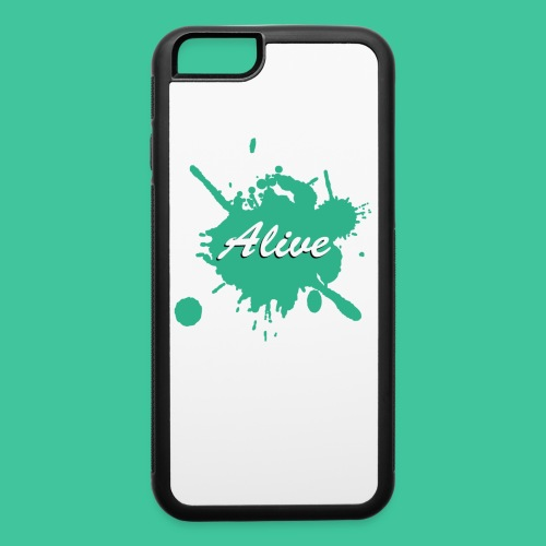 Alive iPhone 6/6s Case - iPhone 6/6s Rubber Case
