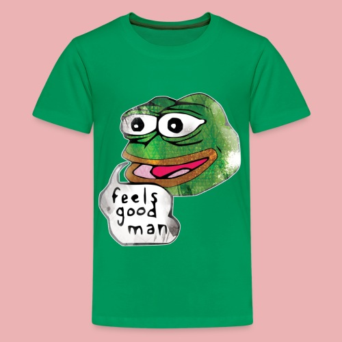 Pepe the Frog - Kids' Premium T-Shirt