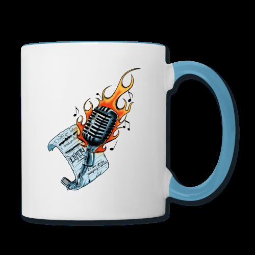 Jet's Coffee Mug - Contrast Coffee Mug