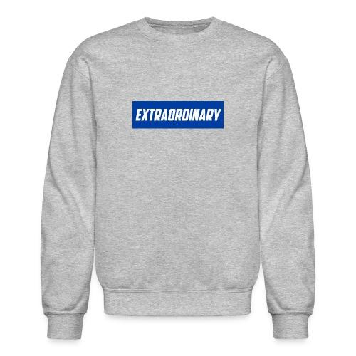 Men | Extraordinary Apparel - Crewneck Sweatshirt