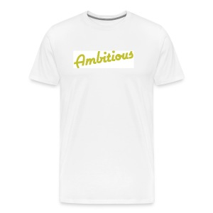 Officially Simple Men's T-shirt - Men's Premium T-Shirt