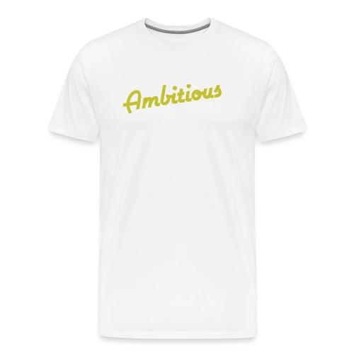 Officially Simple Men's T-shirt - Men's Premium T-Shirt