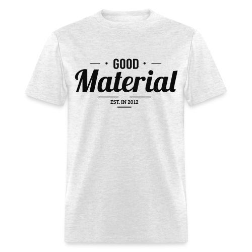 Material white - Men's T-Shirt