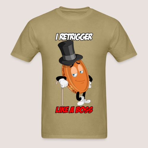 Men's I RETRIGGER Penny Tee, w/ Text - Men's T-Shirt