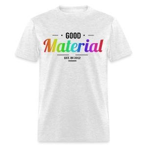 Material Shirt (For light colors) - Men's T-Shirt