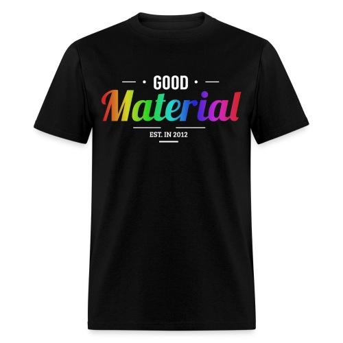 Material Shirt (For dark colors) - Men's T-Shirt