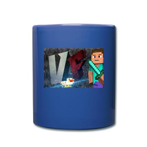 Taza Canal De mi hermano - Full Color Mug