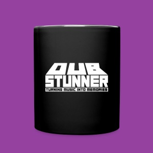 Stylish Mug (White Text Logo) - Full Color Mug