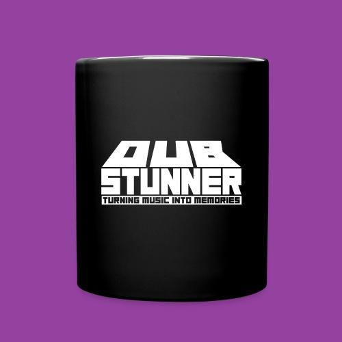 Stylish Mug (White Text Logo) - Full Color Mug