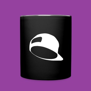 Stylish Mug (White Hat Logo) - Full Color Mug