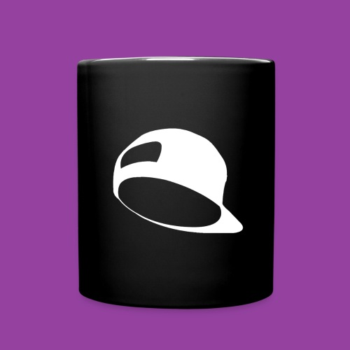 Stylish Mug (White Hat Logo) - Full Color Mug