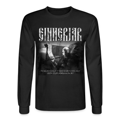 Einherjar - Men's Long Sleeve T-Shirt
