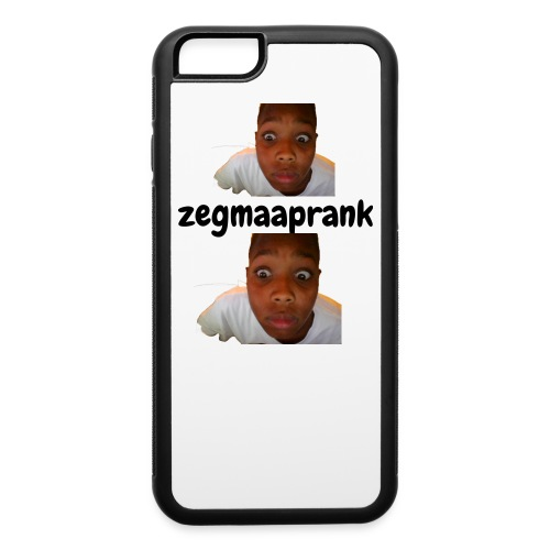 zmp hoesje - iPhone 6/6s Rubber Case