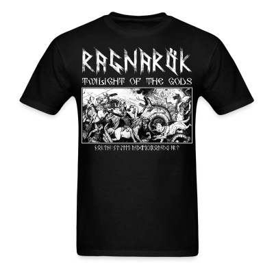Ragnarök - Men's T-Shirt