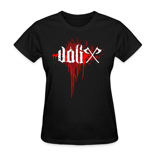 WOLF OF ODIN (LADIES) - Women's T-Shirt