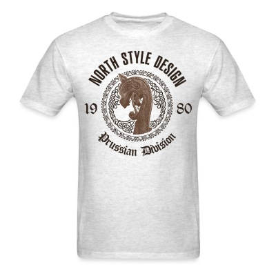 North Style Design - Men's T-Shirt