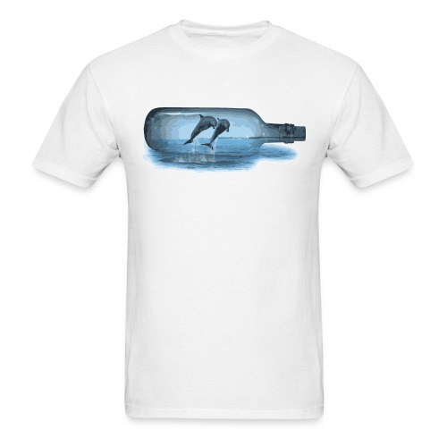 Dolphin - Men's T-Shirt