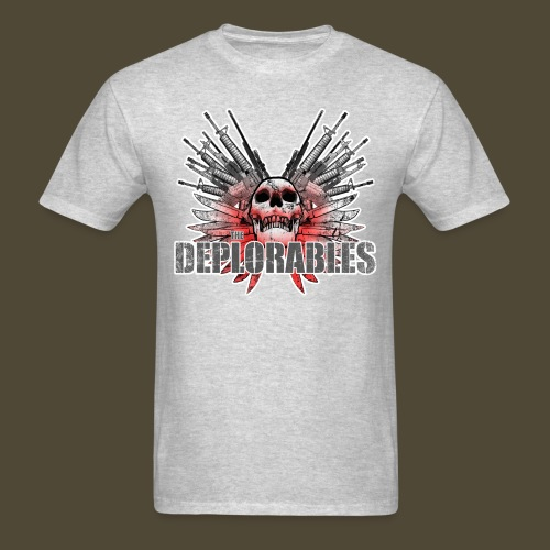 The Deplorables - Men's T-Shirt