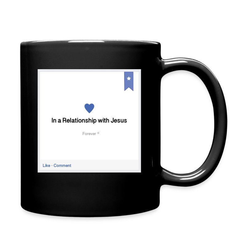 Relationship with Jesus.jpg - Full Color Mug