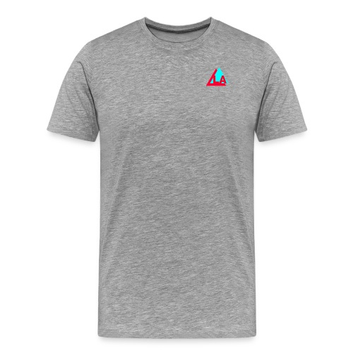 Minimalist AttemptingLA T-shirt - Men's Premium T-Shirt