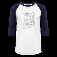 T-Shirts ~ Baseball T-Shirt ~ Pontiac Silverdome Tribute Shirt