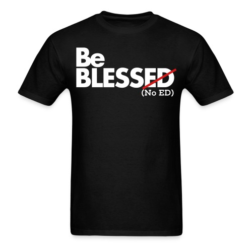 Be Bless 2:1 - Men's T-Shirt