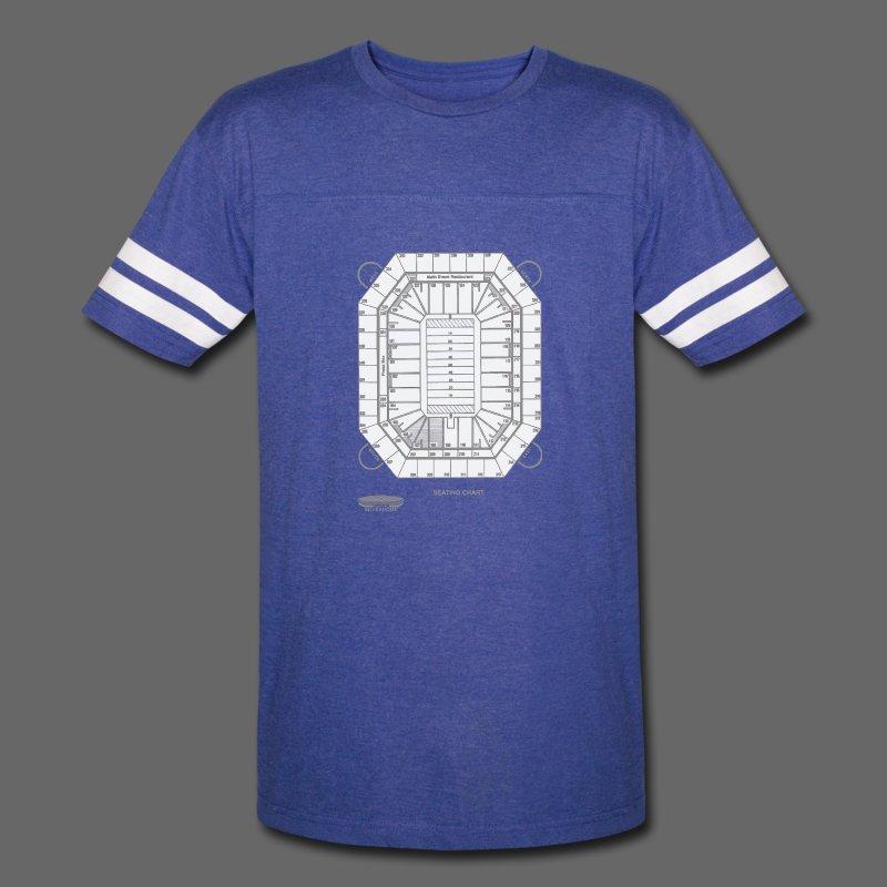 Pontiac Silverdome Tribute Shirt - Vintage Sport T-Shirt