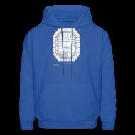 Hoodies ~ Men's Hoodie ~ Pontiac Silverdome Tribute Shirt