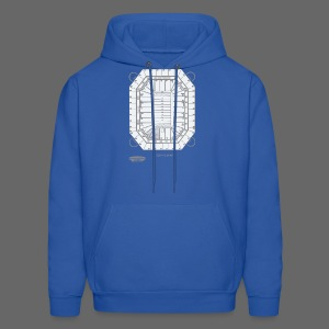 Pontiac Silverdome Tribute Shirt - Men's Hoodie
