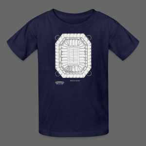 Pontiac Silverdome Tribute Shirt - Kids' T-Shirt