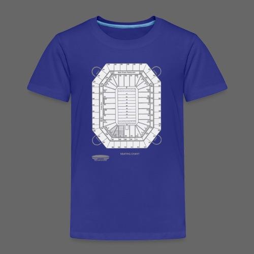 Pontiac Silverdome Tribute Shirt - Toddler Premium T-Shirt