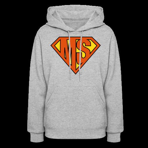 MS Superhero - Women's Hoodie - Women's Hoodie