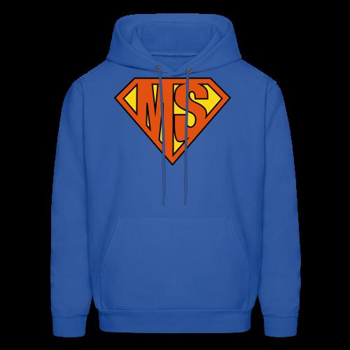 MS Superhero - Men's Hoodie - Men's Hoodie