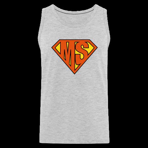 MS Superhero - Men's Tank - Men's Premium Tank