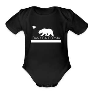 Baby    - Short Sleeve Baby Bodysuit