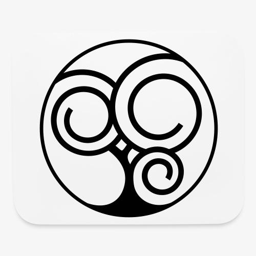 Bodhi Tree Mousepad - Mouse pad Horizontal