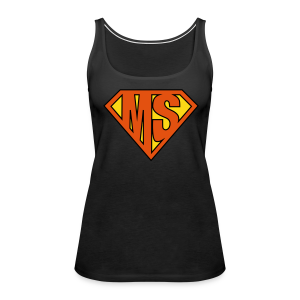 MS Superhero - Women's Tank - Women's Premium Tank Top