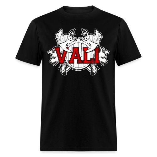 VICTORY OR VALHALLA  - Men's T-Shirt